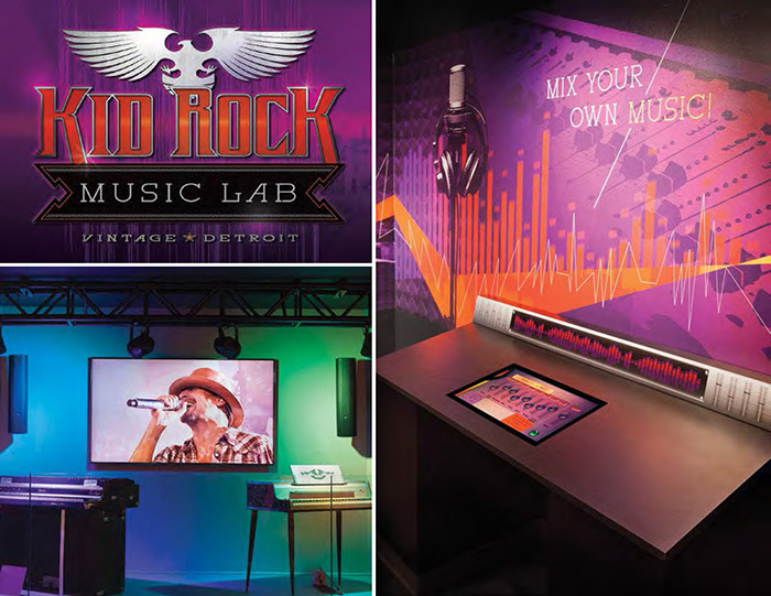 Kid Rock Music Lab